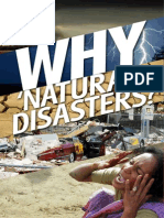 Why Natural Disasters