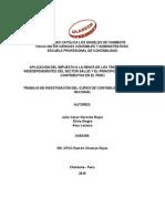 Trabajo Investigación sobre capacidad contributiva