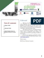 EPOP Newsletter #9-10