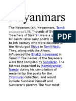 Nayanmars