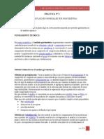 ANALISIS DE PLATA EN MINERALES POR GRAVIMETRIA.