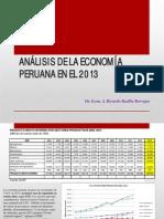 analisis de la economia peruana