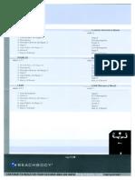 P90x Calendar