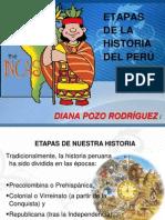 Historia Del Perú - Diana Pozo Rodríguez