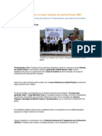 03-07-2015 Puebla Noticias - Puebla Ya Cuenta Con El Nuevo Sistema de Justicia Penal, RMV