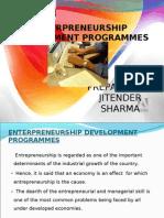 Enterpreneurship & Small Business Management...Jitender