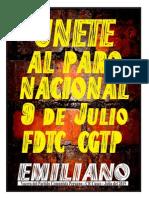 EMILIANO - CR. CUSCO - PCP
