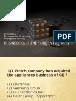 142536885 Business Quiz