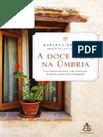A Doce Vida Na Umbria - Marlena de Blasi