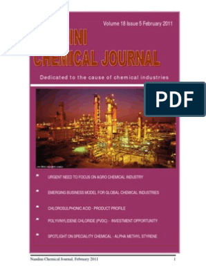 NCJ-Feb-2011 | Rare Earth Element | Dumping (Pricing Policy)