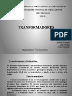 Presentación PARA TTE IV