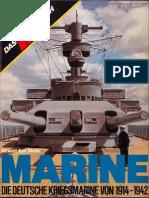 Das III.Reich Sondersheft №4 - Marine - Die Deutsche Kriegsmarine von 1914-1942