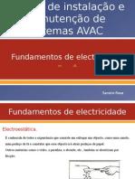 1. TIMIII - Fundamentos de Electricidade.