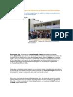01-07-2015 Puebla Noticias - Inaugura RMV Campus de Educación a Distancia en Eloxochitlán