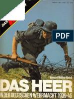 Das III.Reich Sondersheft №6 - Das Heer in der Deutschen Wehrmacht 1939-1945