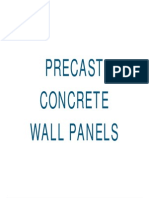 Precast Concrete Wall Panel Presentation