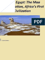 Winters C. Before Egypt. the Maa Confederation, Africa's First Civilization
