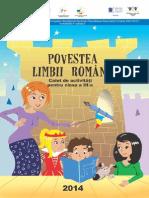 1 Ghidul Elevului - Povestea Limbii Române. Caiet de Activit i Pentru Clasa a III-A