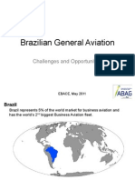 NBAA2011 Lyra Brazilian General Aviation Challenges Opportunities