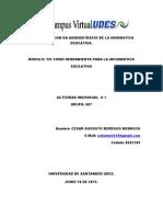 Cesar Berdugo Actividad1