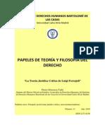 Teoria Juridica Critica de Ferrajoli