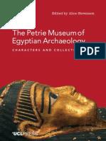 Stevenson a. the Petrie Museum of Egyptian Archaeology