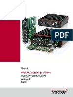 VN8900 Interface Family Manual En