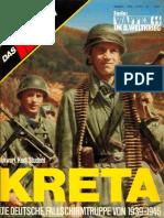 Das III.Reich Sondersheft №7 - Kreta - Die Deutsche Fallschirmtruppe von 1939-1945