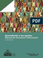 Díe, Luis - Manual de Educación Intercultural