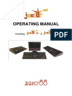 Zero88 JesterML Manual 3.0