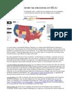 La Guía Para Entender Las Elecciones en EEUU