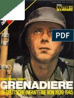 Das III.Reich Sondersheft №11 - Grenadiere - Die Deutsche Infanterie von 1939-1945 (Waffen-SS im II.Weltrieg)