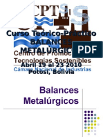 Balances Metalúrgicos