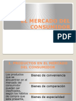 PRODUCTOS EN EL MERCADO DEL CONSUMIDOR