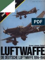 Das III.Reich Sondersheft №2 - Luftwaffe - Die Deutsche Luftwaffe 1914-1941