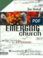 Emergent Innovators List
