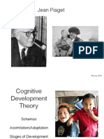 Piaget Theory and Stages