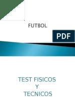 Test de Futbol