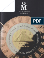 Catalogo de Monedas Medallas y Productos de Casa de Moneda de Mexico