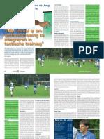 De Jong Academy Magazine Marco de Jong Publicatie