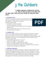 Mathematics Outside(LuarBD)