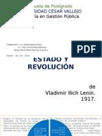 Estado y Revolucion