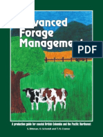 Advanced Forage Management (1999) - CHPT 1