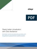 Citrix XenApp and Citrix XenServer - Better Together