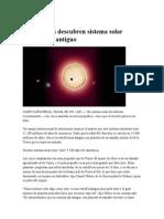 Astrónomos descubren sistema solar sumamente antiguo.docx