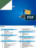 Samsung Series 9 Ultrabook Win 8 Manual