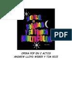 Libreto Jose Julissa