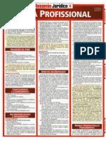 Resumão Júridico - 9 - Ética Profissional