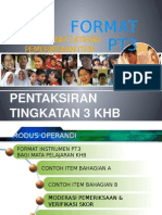 POWER POINT Format Pt3 2015