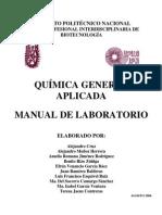 Manual de Química General Aplicada Enero 2010[1]